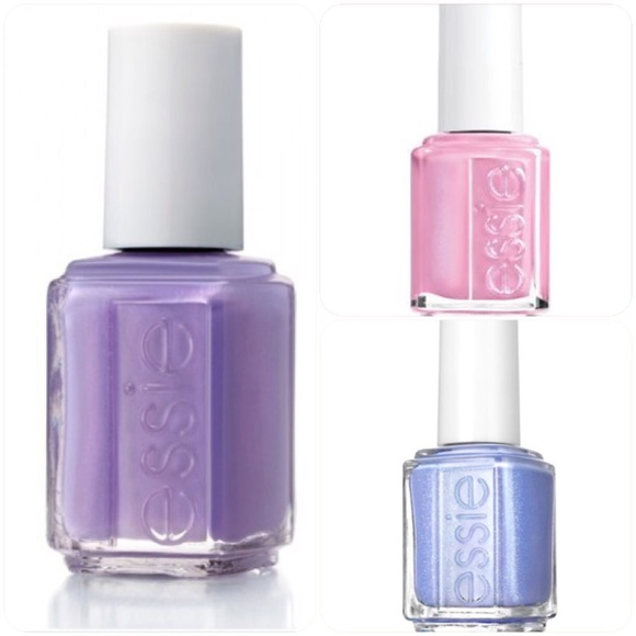 Essie Nail Polish Using My Maiden Name | Hession Hairdressing