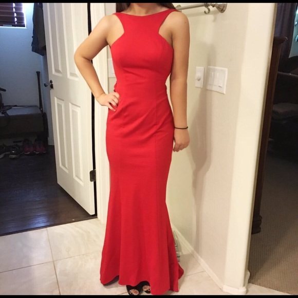 Group USA Dresses | Red Prom Dress | Poshmark