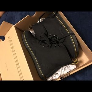 Size 6 Doc Martens Brand New Worn Once