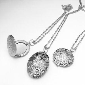 5 Locket Necklaces