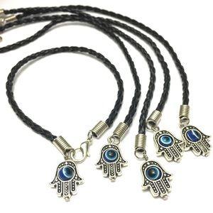 2 Friendship Leather Bracelets