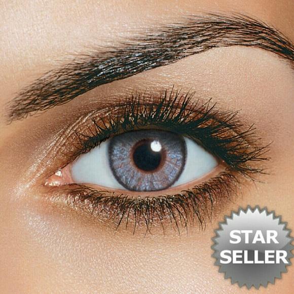 freshlook makeup flash sale gray color contacts 9 poshmark