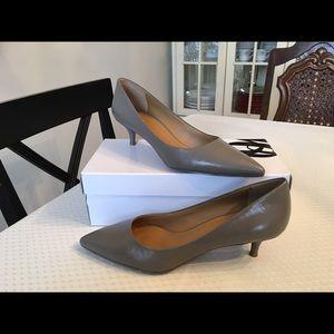 8edf9e94d89 Nine West Shoes - NIB Nine West Illumie Kitten Heel Pumps
