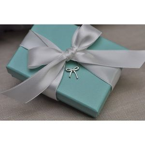 ❗️SOLD❗️Tiffany & Co. Bow Necklace