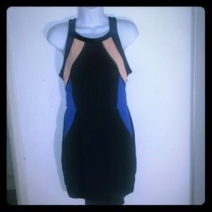 English Rose Open Back Dress - Medium