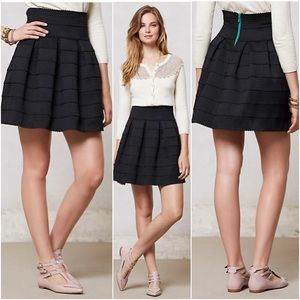 Girls from Savoy Ponte Belle Skirt - Anthropologie