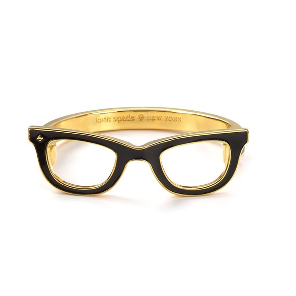 7fe4a5ce3cf kate spade Jewelry - Kate Spade Lookout glasses bangle