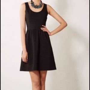 Anthropologie Fit and Flare dress