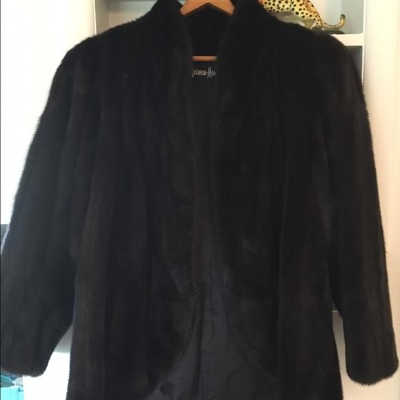 04d8cf24189 Yves Saint Laurent Jackets & Coats | Fur Coat | Poshmark