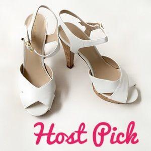 """Nine West Shoes - 💗HP💗 Nine West Sandal Size 7.5"""" M"""