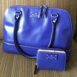 KATE SPADE Lg Wellesley Rachelle Handbag