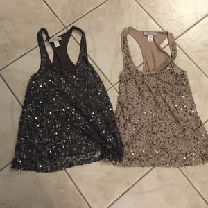 Victoria Secret sequence tanks