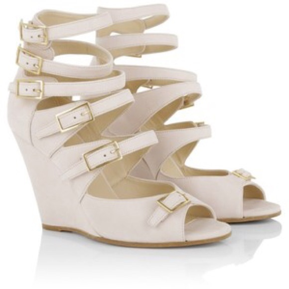5ef71947bf Chloe Shoes   Zarina Heels Powder Pink   Poshmark