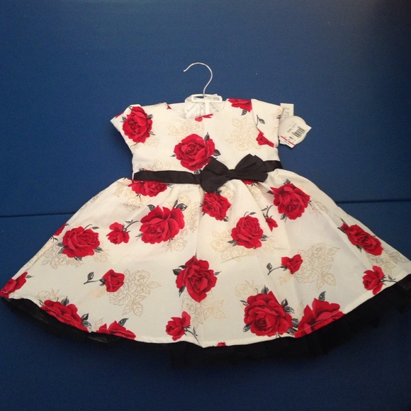 Other - baby elegant dress