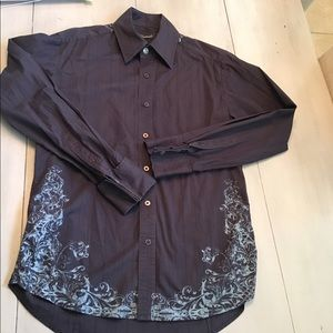 7 diamonds Other - Men's button down shirt