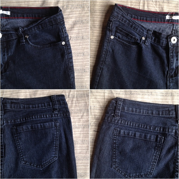 36% off Red Blue Denim Denim - RED BLUE DENIM | Black Gray Skinny ...