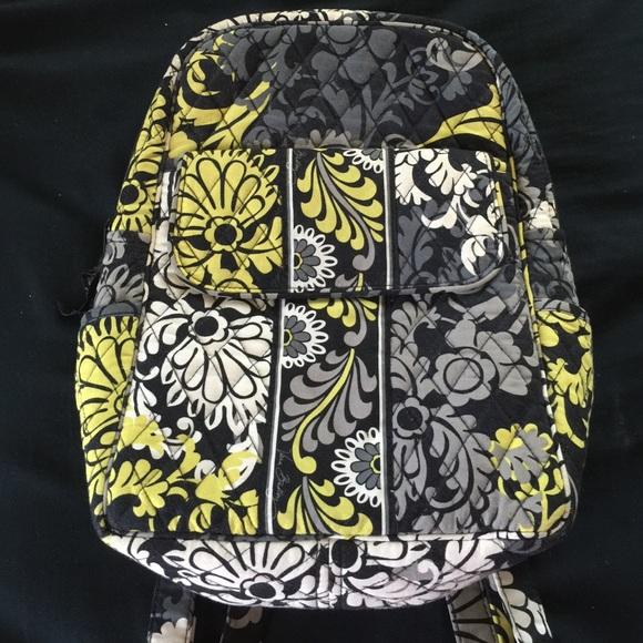47b57a249d48 Vera Bradley Baroque Mini Backpack. M 56f9917e4e8d177d54001dc0