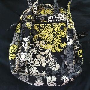a73a10d7e523 Vera Bradley Bags - Vera Bradley Baroque Mini Backpack
