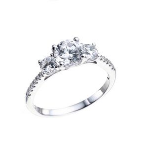 Jewelry - Sterling Silver AAAAA + Quality Cubic Zirconia