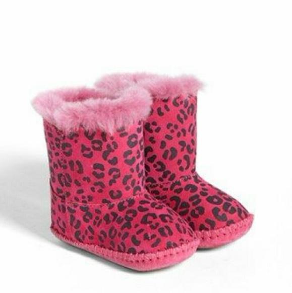 ugg shoes | australia cassie leopard print  pink | poshmark