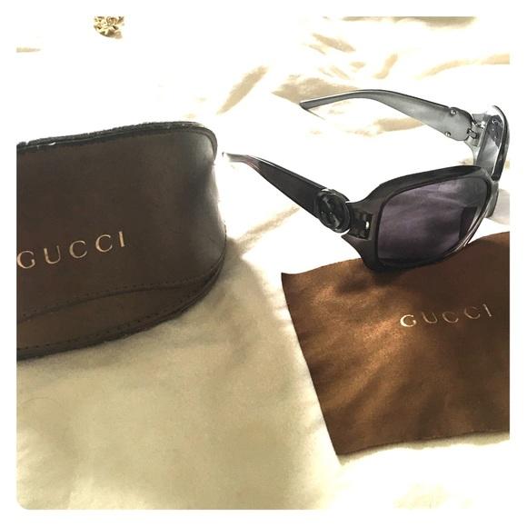 a69c44f31e8 Gucci Accessories - 🕶GUCCI Sunglasses🕶 GG 3164 S with case and cloth