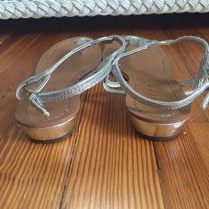 Poshmark In Silver ShoesLola Sandal Unisa Wedge Y6gy7bf