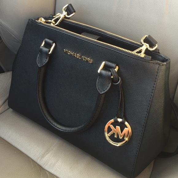 MICHAEL Michael Kors Bags   Michael Kors Small Sutton Handbag   Poshmark e041f612e8