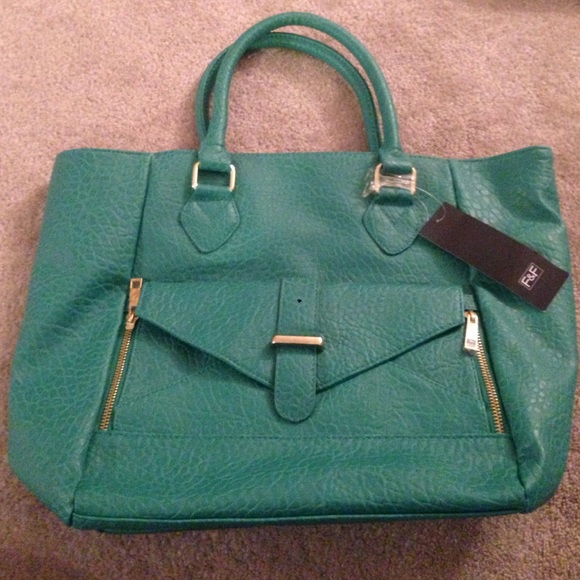 ba2c6131e1a4 NWT Aqua F F ladies bag