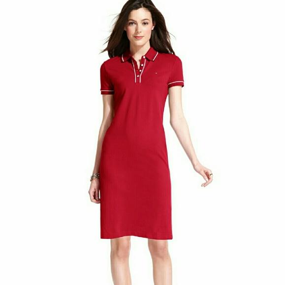 9045e8c2 Woman's Tommy Hilifiger Emma Polo Dress. M_56f9cfc056b2d6c1850041bb