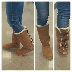 UGG Shoes - New Ugg Bailey Bow Tall boot