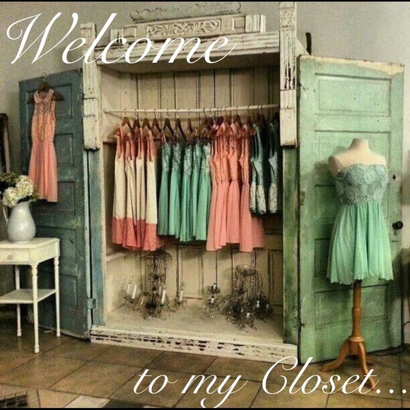 My closet Other - Thank you for checking out my closet!!!!