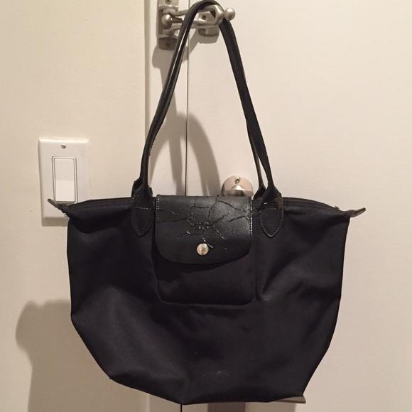 6b467af214d8 Longchamp Handbags - Longchamp Le Pliage Neo Tote Black