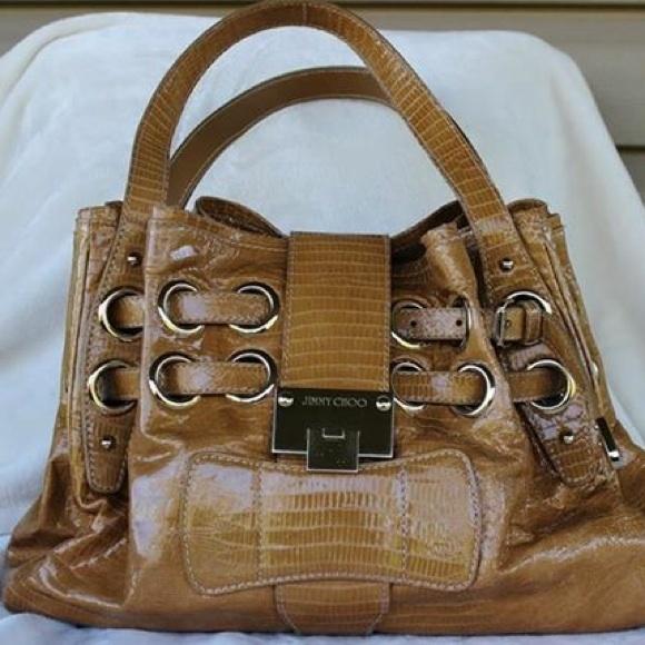 43cd4fac9b8b Jimmy Choo Handbags - JIMMY CHOO Riki