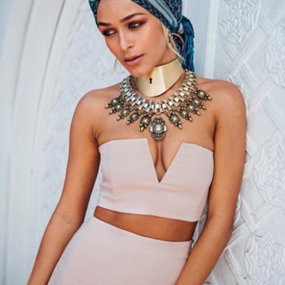 6870eb433d Sabo Skirt Dresses | Two Piece Maxi Dress | Poshmark