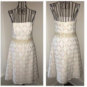 Shoshanna Strapless Party Dress