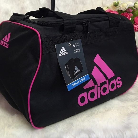 160294618 Adidas Bags | Small Duffel Bag | Poshmark
