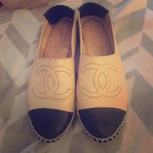 CHANEL Shoes - Authentic Chanel espadrilles