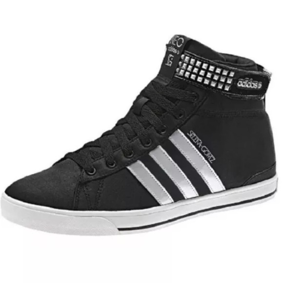 hot products official site uk availability Adidas Neo Selena Gomez 8.5 mid BB sneaker shoe