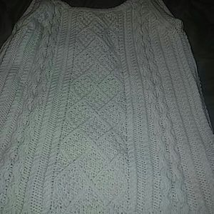 Hand crocheted tank tops