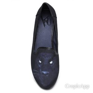 YRU Shoes - OFFER!✨YRU Lowf Panther Kitty Loafer