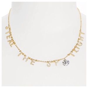 Kate Spade Jewelry - ✨NWT✨ Kate Spade Steal The Spotlight Necklace