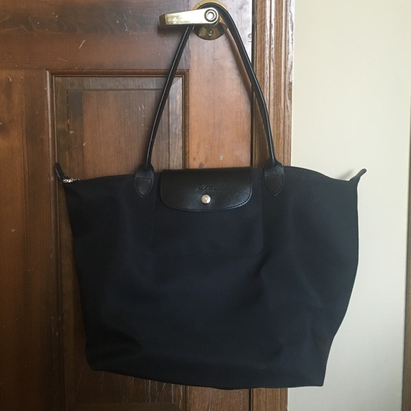 15% off Longchamp Handbags - All black longchamp from Sarah's ...
