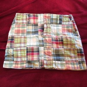 Plaid skirt from American eagle