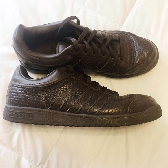 Le Adidas Vintage Adicross Classico Brown Scarpe Poshmark