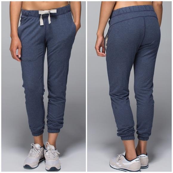 5e415b8faa lululemon athletica Pants - Lululemon Serenity Pant in heathered cadet blue