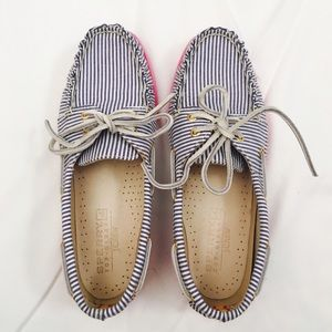 Sperry for J. Crew Loafers