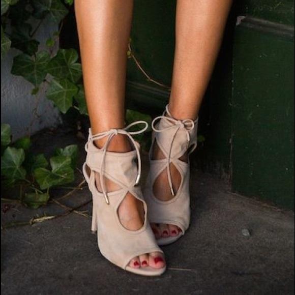 Sexy Thing 85 suede sandals Aquazzura NtBD4SC