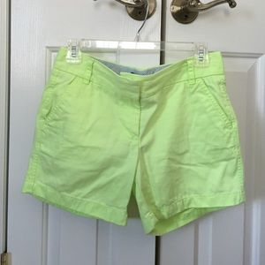 J. Crew Pants - J.Crew 5in inseam chino short size 2