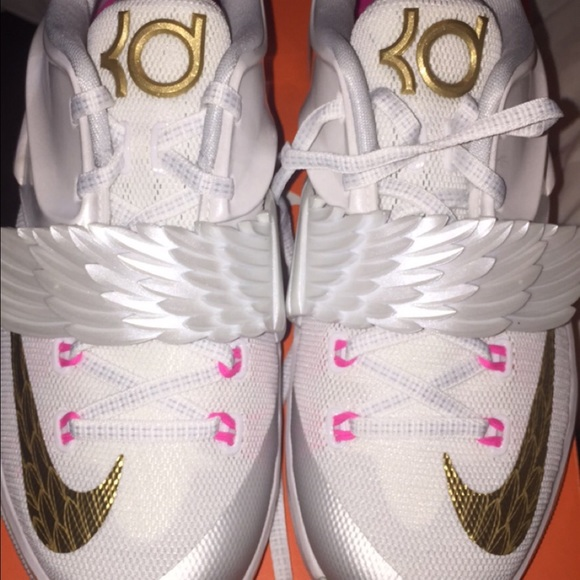 7d0e6bf0f8f9 Nike kd 7 limited edition aunt pearl