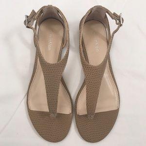 Calvin Klein Tan Sandals